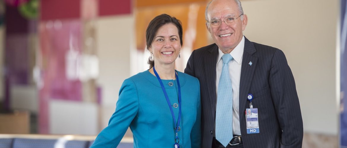 Led by Dr. Alberto Peña and Dr. Andrea Bischoff, renowned pediatric surgeons