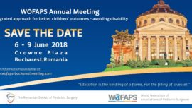 WOFAPS Bucharest 2018