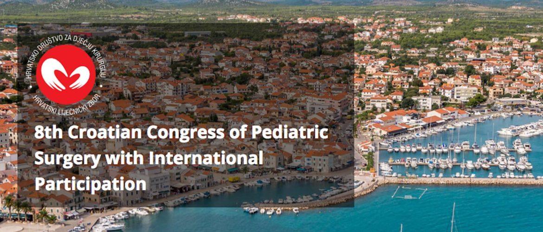8th Croatian Congress of Pediatric Surgery