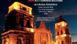 XXIII Congresso Boliviano de Curugia Pediatrica