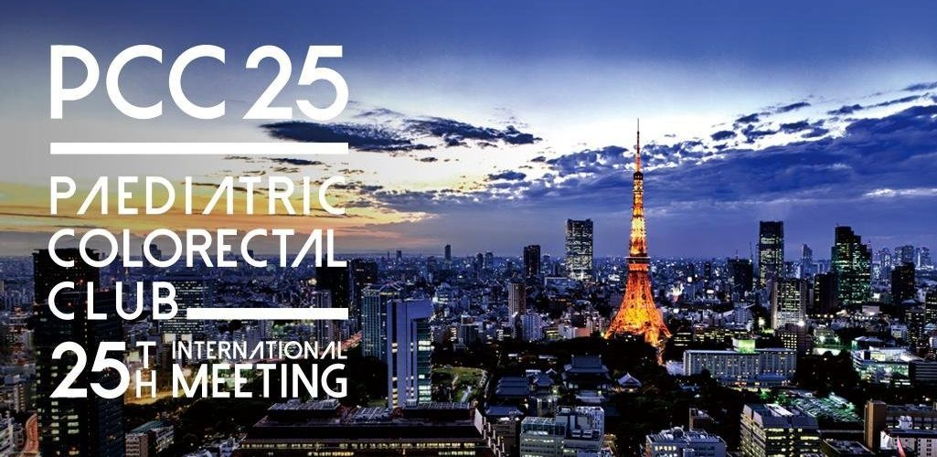 25th International Meeting of the Pediatric Colorectal Club