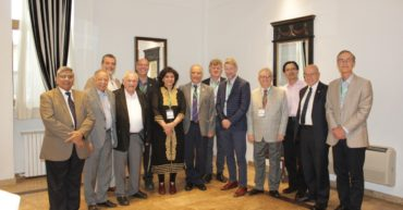 WOFAPS Executive Committee Meeting in Bucharest June 2018