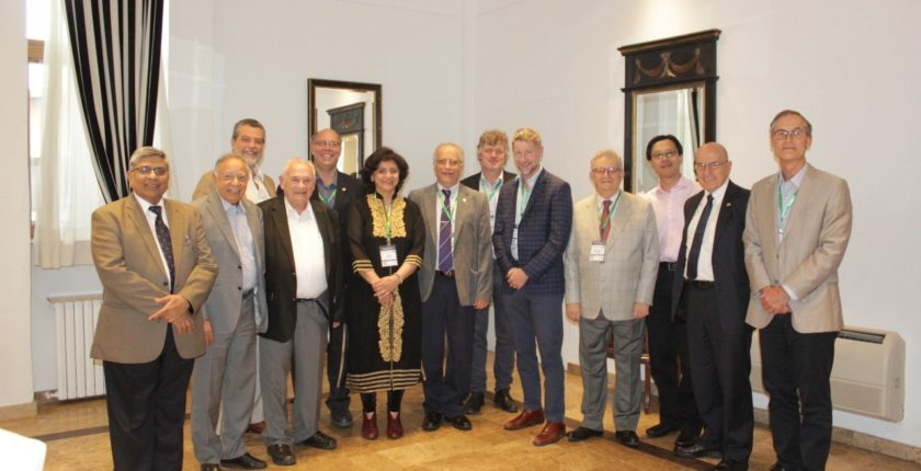 WOFAPS Executive Committee Meeting in Bucharest June 2018