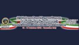 31st International Symposium on Pediatric Surgical Research