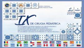 IX Cirugia Pediatrica Congreso Porto 2020