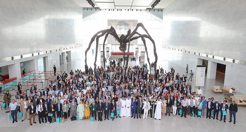 WOFAPS Congress in Doha